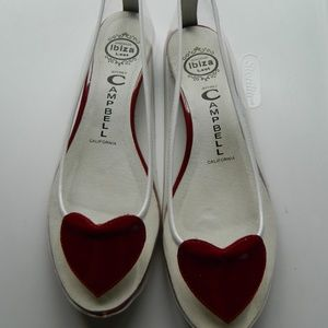 Jeffrey Campbell Clear Heart Koibito Shoes